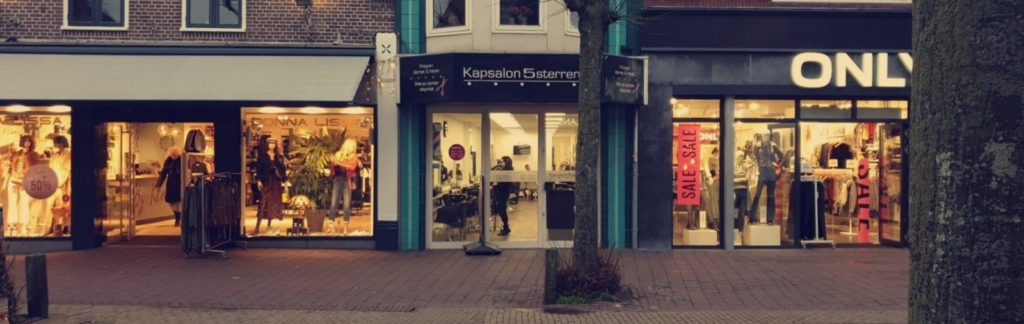 Kapsalon en Beautysalon Schagen 5 Sterren